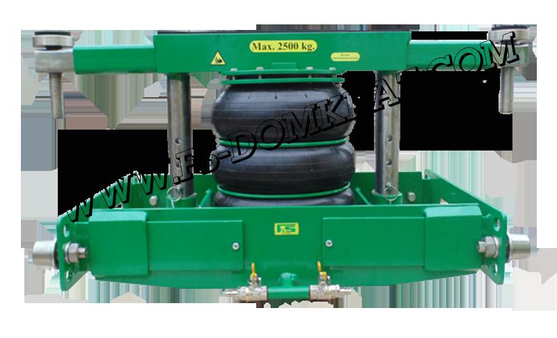Траверса (канавный подъемник) ТПО-300У